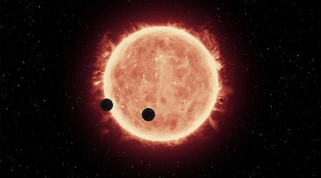 Güneş Sisteminde müthiş keşif! Daha önce eşine rastlanmadı