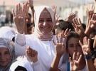 Bakan Kaya, Suriyeli çocuklarla bir araya geldi
