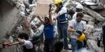 Meksikada depremde ölenlerin sayısı artıyor