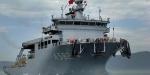 Türk donanmasının gururu Alemdar göz doldurdu