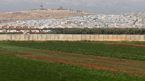 Sınırdaki duvarın 731 kmsi tamamlandı