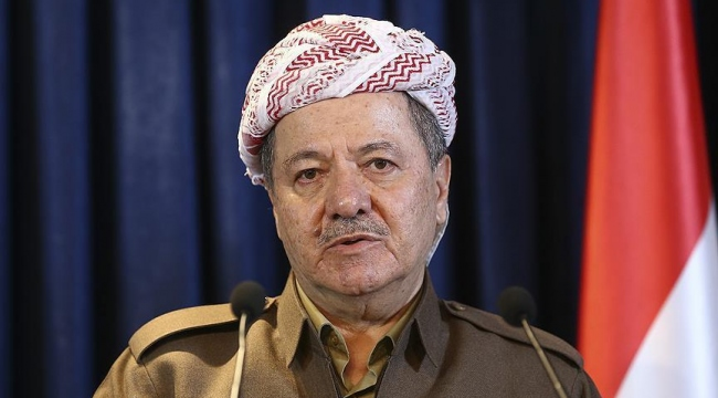 Barzaniden referandum açıklaması