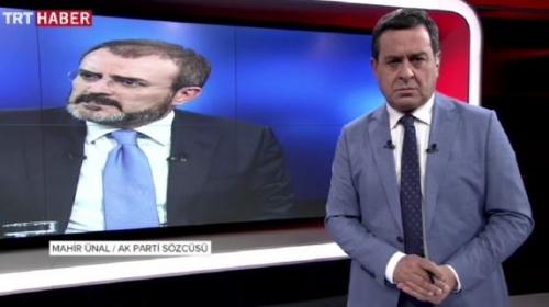 AK Parti Sözcüsü Ünal, Topbaşın istifasına ilişkin konuştu