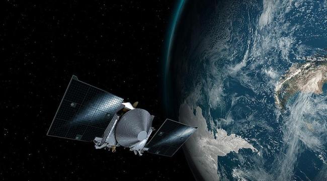 Osiris-Rex uzay aracı Dünyanın yörüngesinden geçecek