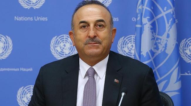 Bakan Çavuşoğlu ABDde temaslarını sürdürüyor