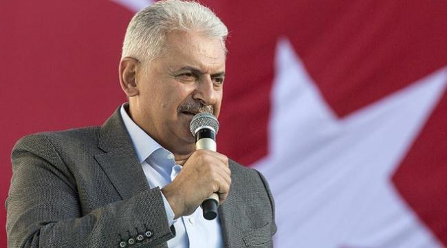 Başbakan Yıldırım: Referandum kararının bir bedeli olacaktır