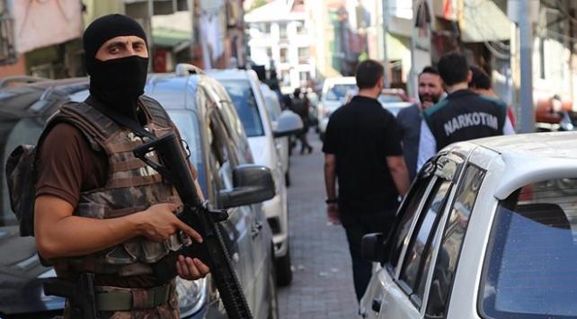 İstanbulda terör örgütü DEAŞa yönelik operasyon