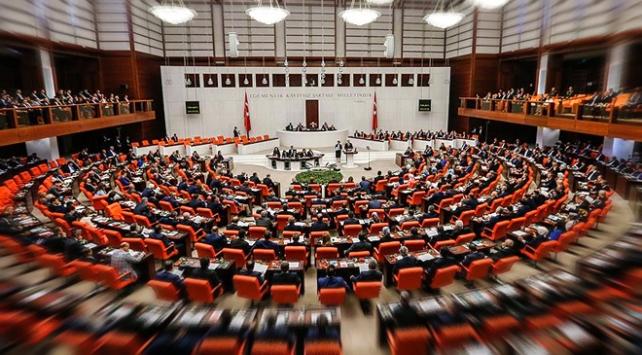 Irak ve Suriye tezkeresi Mecliste kabul edildi