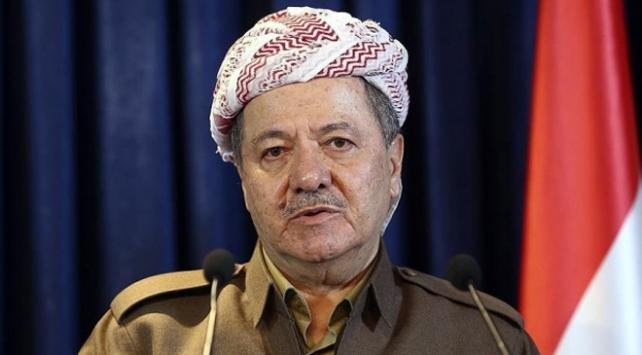 IKBY Başkanı Barzaniden referandum açıklaması