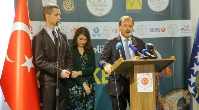 Başbakan Yardımcısı Çavuşoğlundan Bosna Hersekte FETÖ uyarısı
