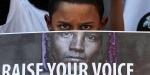 ABDde yaşayan Rohingyalardan Arakan protestosu