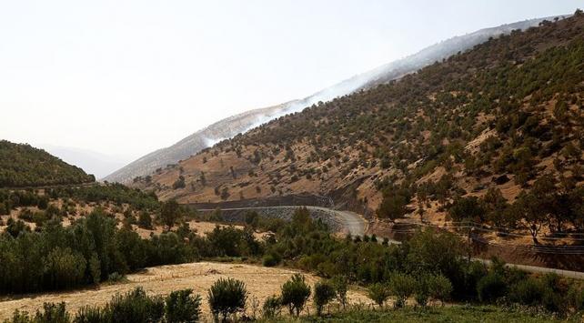 İran IKBYnin dağlık bölgelerini bombalıyor