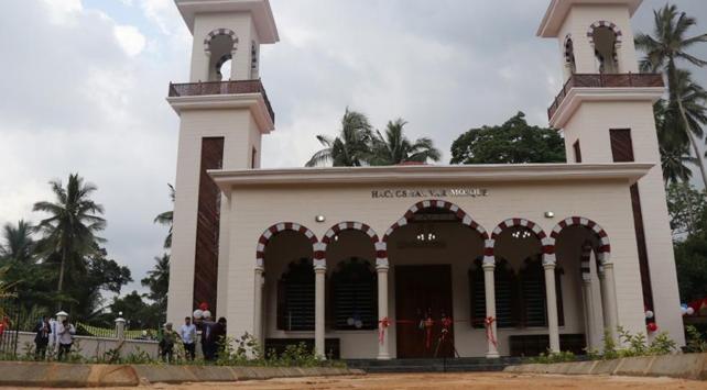 Zanzibarda 15 Temmuz Şehitler Külliyesi hizmete açıldı
