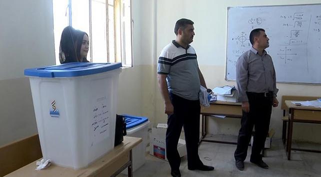 IKBYdeki referandum için sandıklar konuldu