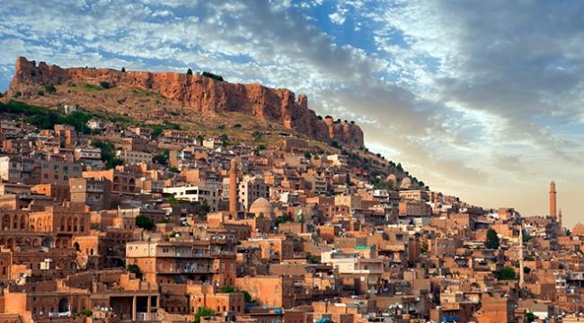 Mardinde eylül ayında turist yoğunluğu