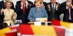 Merkel 4. kez kazandı