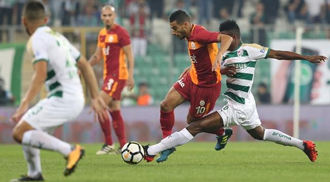 Bursaspor 1-2 Galatasaray Maç Özeti