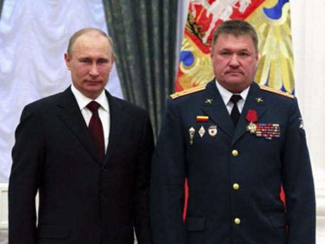 Rus general Suriyede öldürüldü