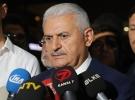 Başbakan Yıldırım Gaziantep Milletvekili Yüksel'in ailesine taziyelerini iletti