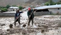 Erzincan'da Şiddetli Yağmur