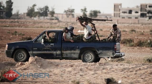Libyada Çatışmalar Dinmiyor