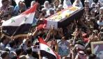 Suriyede Kanlı Haftasonu