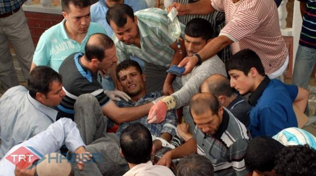 Mardinde Talihsiz Kaza