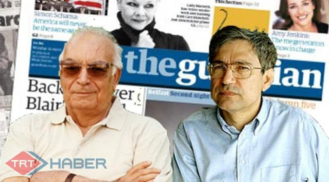 The Guardianın Önerdiği 2 Türk Yazar