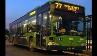 Halk Otobüslerine Para Ödenmeyecek