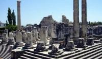 """""""Apollon Tapınağı"""" Kazı Çalışmaları Başladı"""