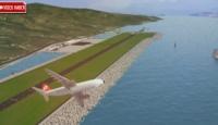 Avrupa'nın Tek Deniz Havaalanı İçin Düğmeye Basıldı