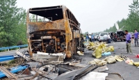 Çin'de Katliam Gibi Kaza: 41 Ölü