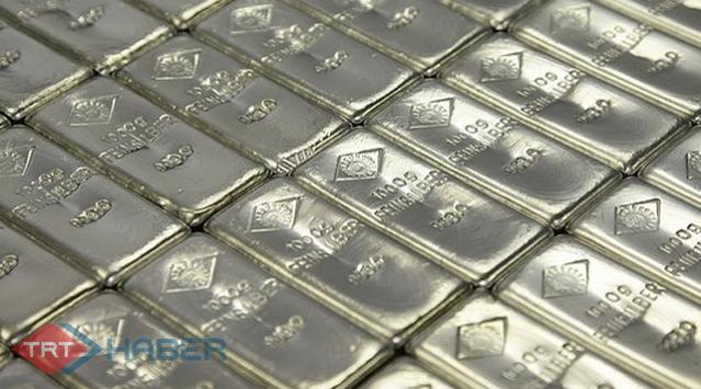 Bankalar Gümüşü Fark Etti