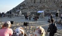 Nemrut'un Zirvesinde Güneşe Müzik Ziyafeti