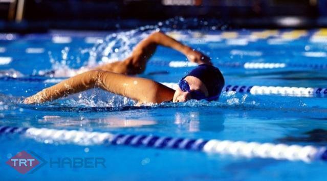 Yüzmede Altın Madalyayı 2 Türk Sporcu Paylaştı