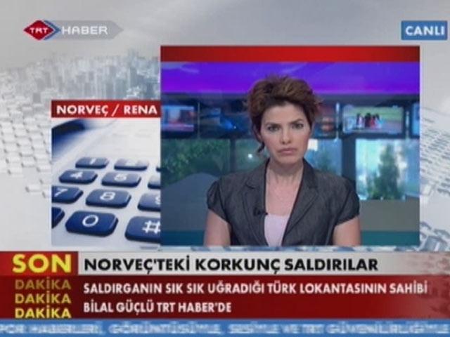 Saldırganın Gittiği Türk Lokantasının Sahibi Konuştu