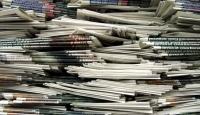 Gazete gelirleri sürekli düşüyor