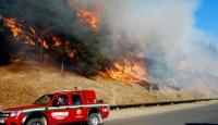 Çakmakla Oyunun Çıkardığı Ateş Söndürülemiyor