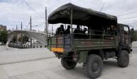 Kosova'da Sınır Kapısı Gerginliği Sürüyor