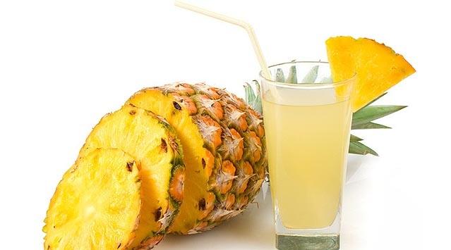 Kabızlığa Çözüm Ananas Suyu