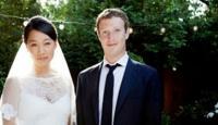 Zuckerberg Evlendi