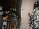 Adana'da 2 bin 500 polisle uyuşturucu operasyonu