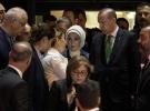 Cumhurbaşkanı Erdoğan'dan Yüksel'in ailesine taziye ziyareti