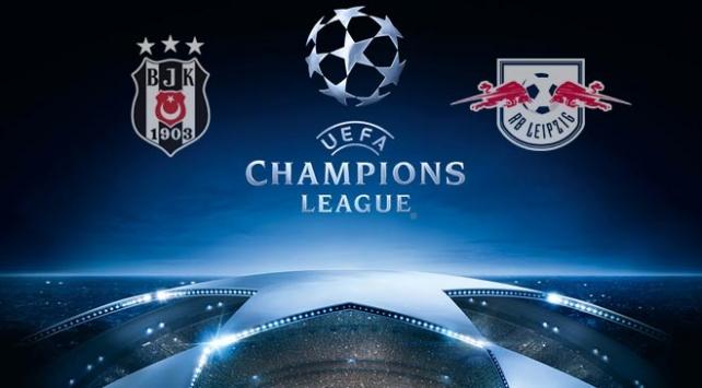 Beşiktaş - Leipzig maçı (CANLI) izle TRT1
