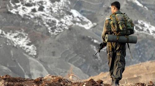 Zap ve Avaşin-Basyan bölgelerine hava harekatı