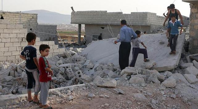 İdlib çatışmasızlık bölgesine saldırılar sürüyor