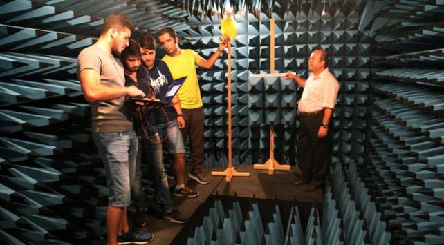 Yaptıkları model uydu ile Türkiye birincisi oldular
