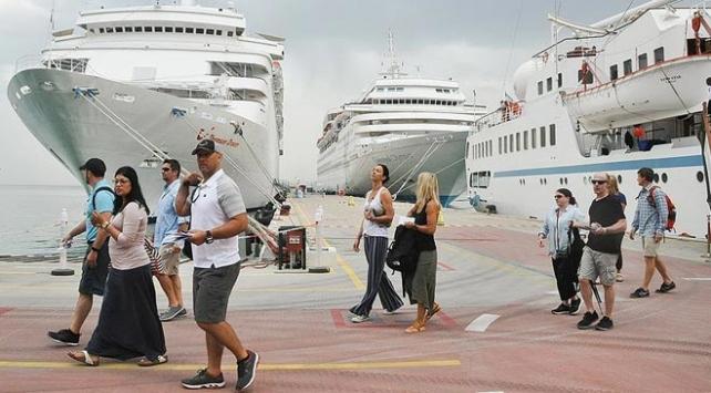 Kruvaziyerle turist getiren seyahat acentelerine destek