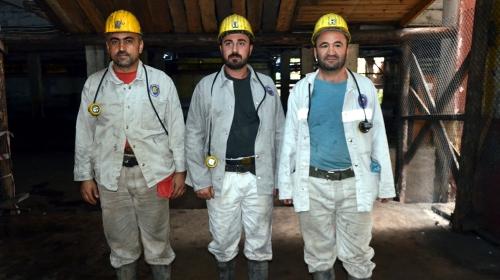 Maden işçilerine Konyaspordan davet