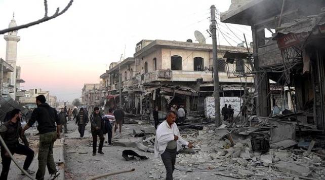 Rusya ve Esed rejimi hastane ve okulları vuruyor